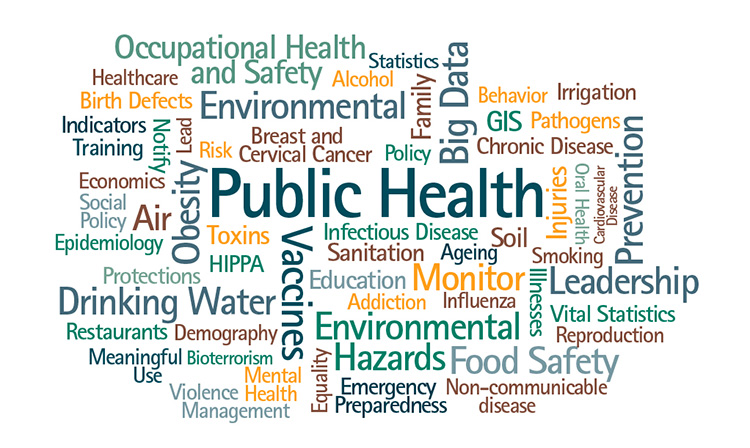 terms relating to public health